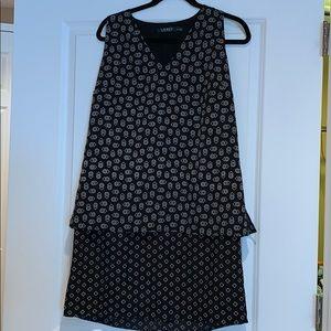 Ralph Lauren dress .